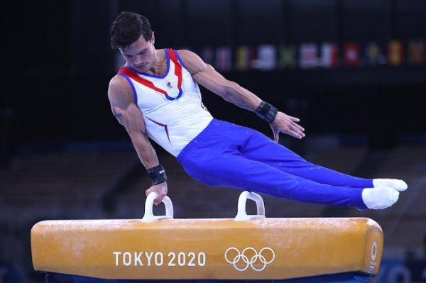 Российские гимнасты победили в командном турнире на Олимпиаде