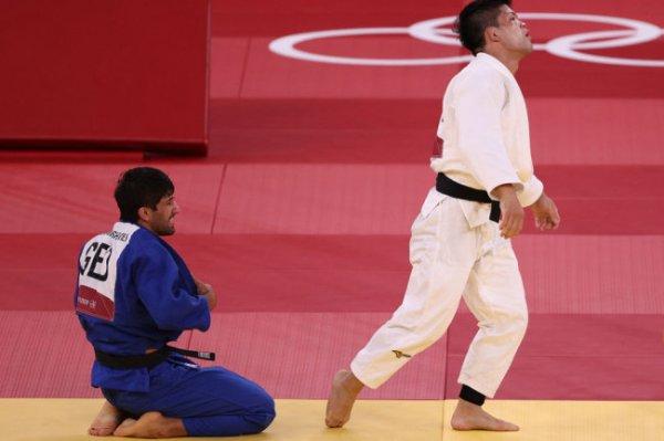Японский дзюдоист Оно стал двукратным олимпийским чемпионом