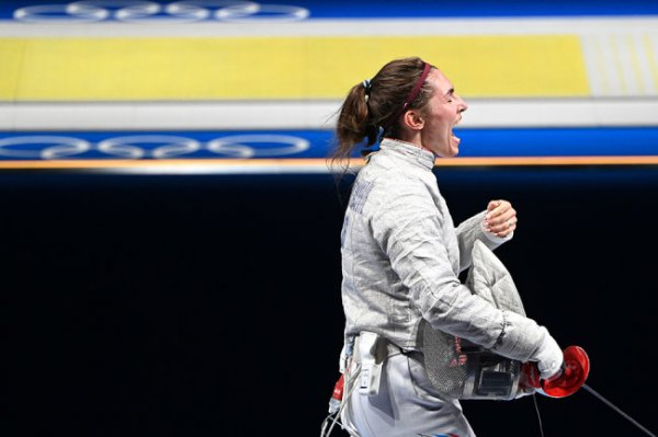 Российская саблистка София Позднякова вышла в финал Олимпиады
