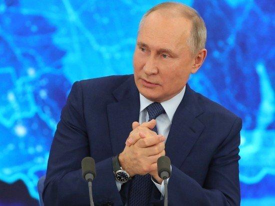 Путин поздравил российских школьников с медалью Международной олимпиады по математике