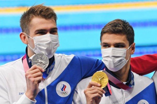 Рылов и Колесников выиграли золото и серебро на Играх в Токио