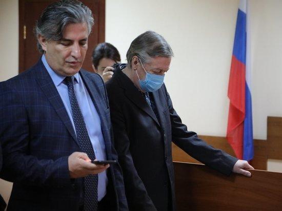 Пашаев рассказал о серьезном заболевании Михаила Ефремова