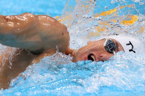 Пловец Малютин стал пятым в финале на 200 метров вольным стилем