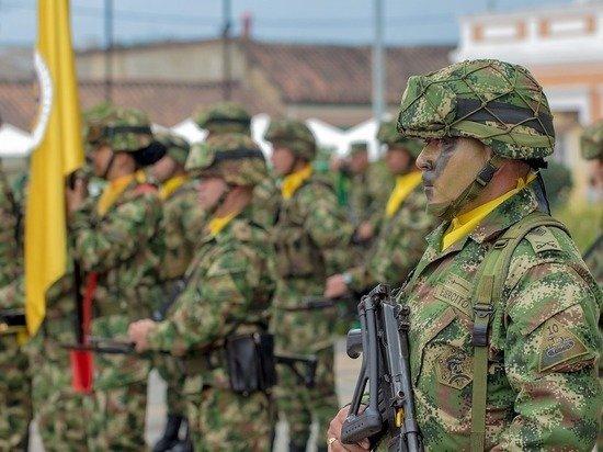 В Венесуэле обвинили власти Колумбии в создании
