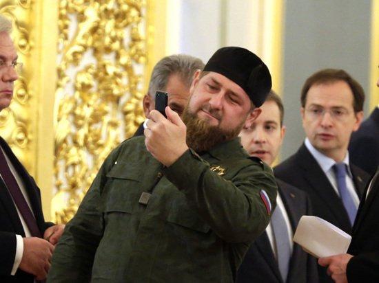 Кадыров призвал вакцинировать все взрослое население Чечни