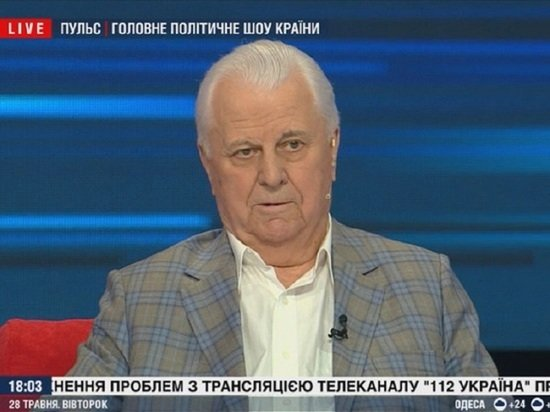 Леонида Кравчука подключили к аппарату ИВЛ на Украине