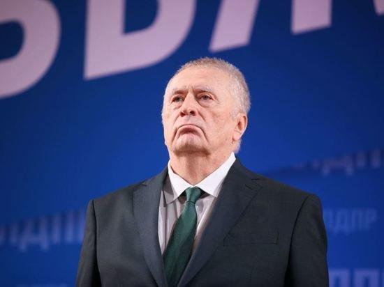 Жириновский выступил за исключение Украины из ООН