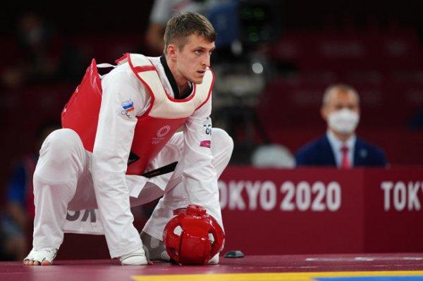 Тхэквондист Ларин вышел в финал Олимпиады