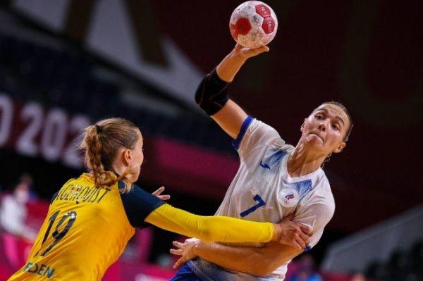 Женская сборная России по гандболу потерпела первое поражение на ОИ-2020