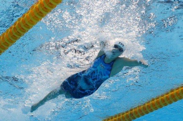Пловчиха Ледеки стала шестикратной олимпийской чемпионкой