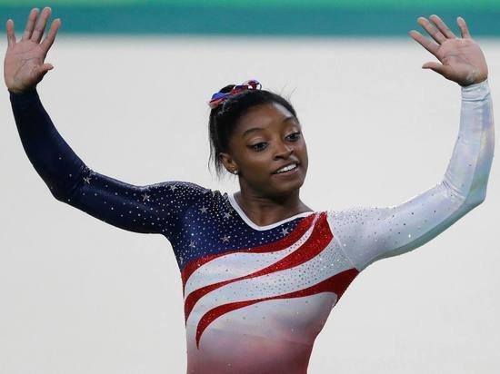 Китайцы едко прокомментировали бегство Симоны Байлз с Олимпиады: