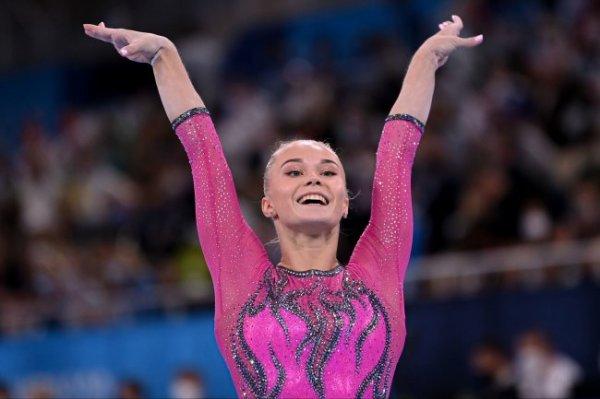 Агелина Мельникова: Финал без Байлз получился интереснее