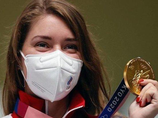 Двукратной чемпионке Олимпийских игр Бацарашкиной присвоили звание «лейтенант» Росгвардии