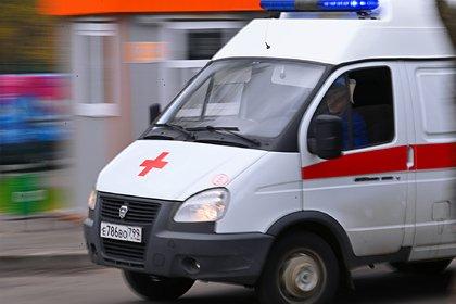 В доме в центре Москвы произошел взрыв