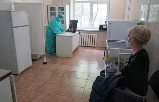 В России за сутки выявили 24 439 случаев COVID-19