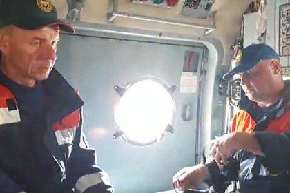 Рухнувший на Камчатке Ан-26 развалился на части