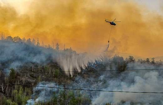 Режим ЧС из-за лесных пожаров ввели в Челябинской области