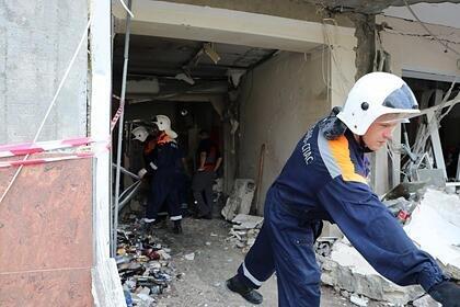 В Геленджике ввели режим ЧС после взрыва газа