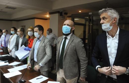 Прокурор попросил назначить Калви 6 лет колонии условно