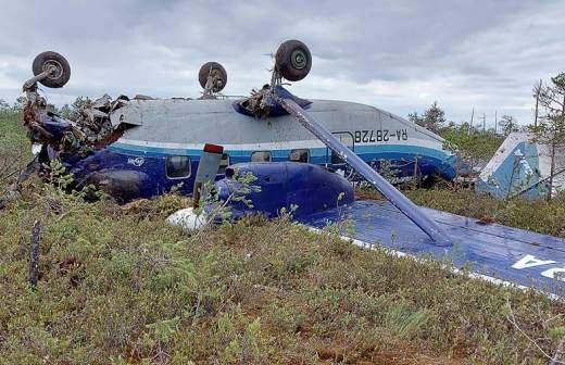 Пассажирка рассказала об аварийной посадке Ан-28 в Томской области