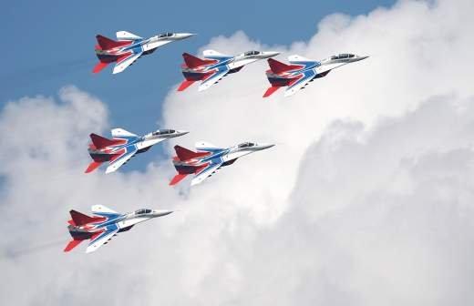 Путин примет участие в открытии авиасалона МАКС в Жуковском