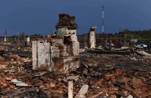 Более 600 человек эвакуировали в Карелии из-за лесных пожаров
