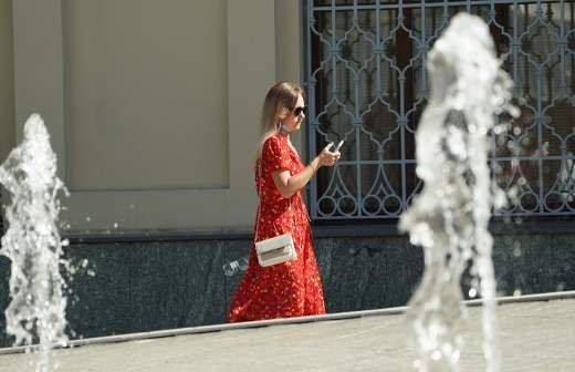 Синоптики заявили о дефиците осадков в Москве в июле
