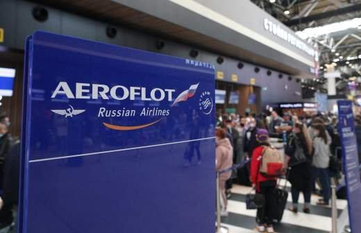 В московских аэропортах задержаны и отменены 18 рейсов
