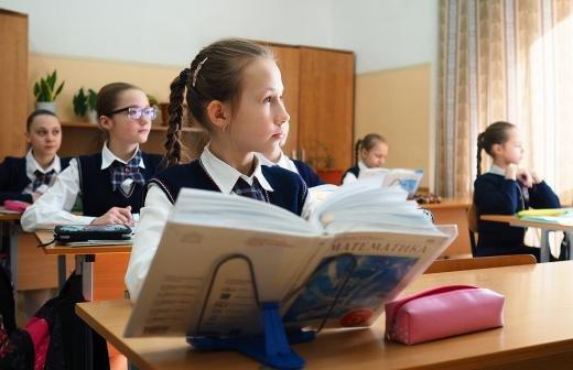 Путин поздравил школьников со вторым местом на олимпиаде по математике