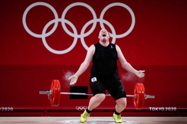 Первая в истории Олимпиад спортсменка-трансгендер не смогла выиграть медаль