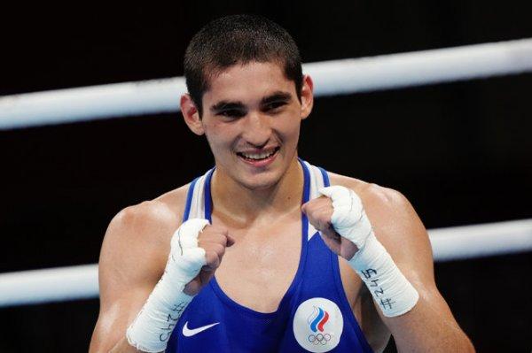 Боксер Батыргазиев вышел в финал Олимпийских игр в Токио