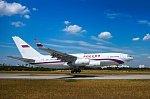 Новый серийный Ил-96-300 совершил первый испытательный полет