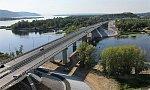 В Самарской области досрочно завершено строительство моста через реку Сок