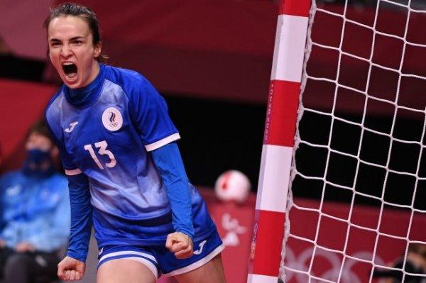 Вяхирева признана самым ценным игроком Олимпиады в Токио