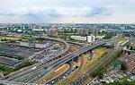 Открыто движение по новому путепроводу на участке Юго-Восточной хорды в Москве