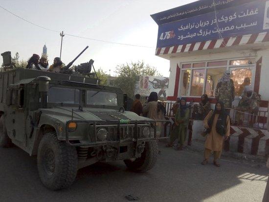 Кабул окружен: «Талибан» захватил шесть столиц провинций за пять дней