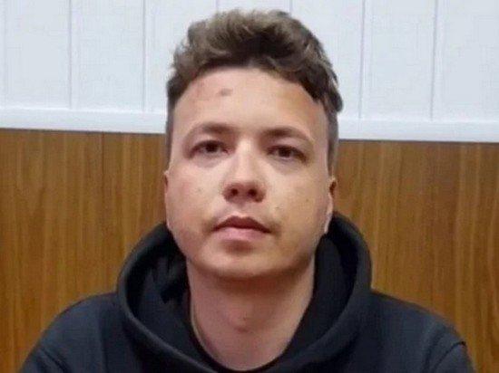 Протасевич признался в попытке госпереворота в Белоруссии