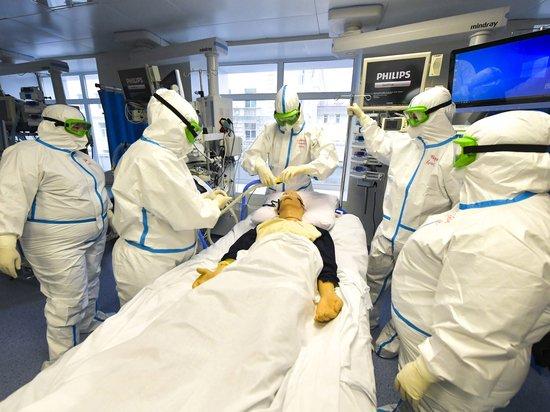 В России снова побит антирекорд по количеству смертей от коронавируса