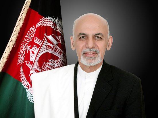 МИД Казахстана опроверг прибытие в страну экс-президента Афганистана Гани