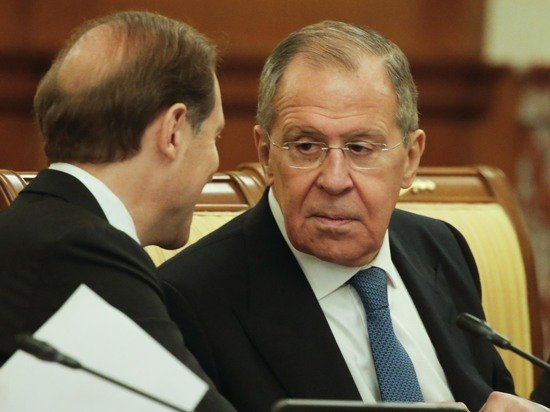 Лавров заявил о попытках сорвать проект «Северный поток-2»