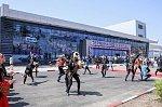 В аэропорту Махачкалы открыли международный терминал