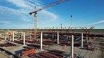 За строительством нового терминала аэропорта Новый Уренгой теперь можно наблюдать онлайн
