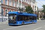 ПК Транспортные системы завершила поставку партии троллейбусов в Саратов