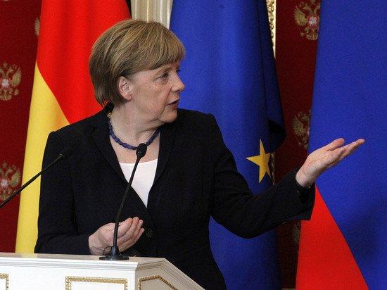 Меркель рассказала Путину об отношениях Германии и России