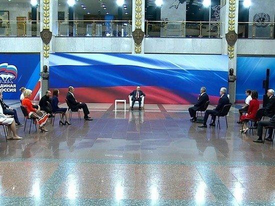Путин призвал оформить предложения Шойгу по строительству городов в Сибири