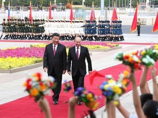 Daily Express: Россия и Китай могут заключить «ужасающий союз»