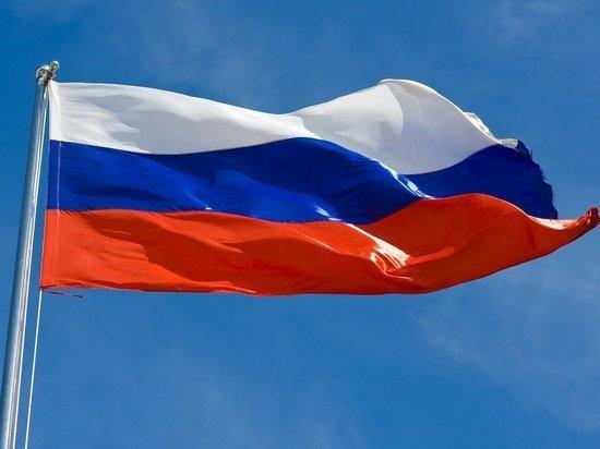 В Одессе задержали американца в футболке с российским триколором
