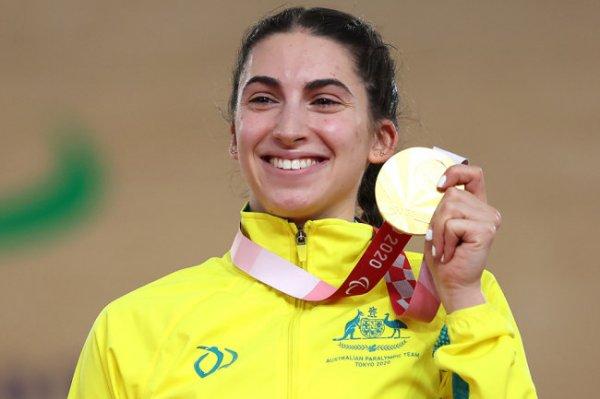 Австралийка Греко выиграла первое золото Паралимпийских игр в Токио