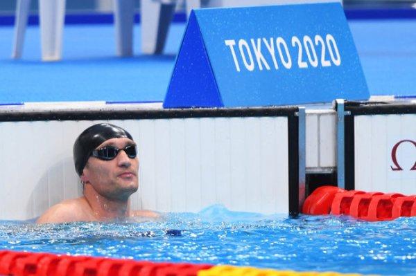 Пловец Калина стал четырехкратным чемпионом Паралимпийских игр