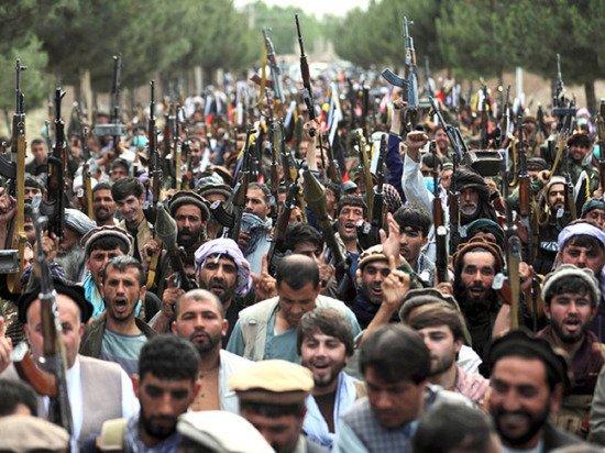 Талибы начали оставлять угрозы на дверях квартир своих противников